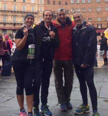 Successo di Terre di Siena Ultramarathon: 2000 partecipanti