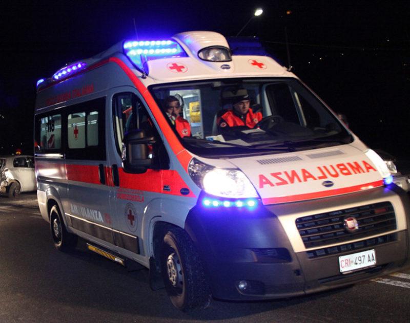 Incidente a Casetta, quattro feriti di cui uno molto grave. Traffico in tilt