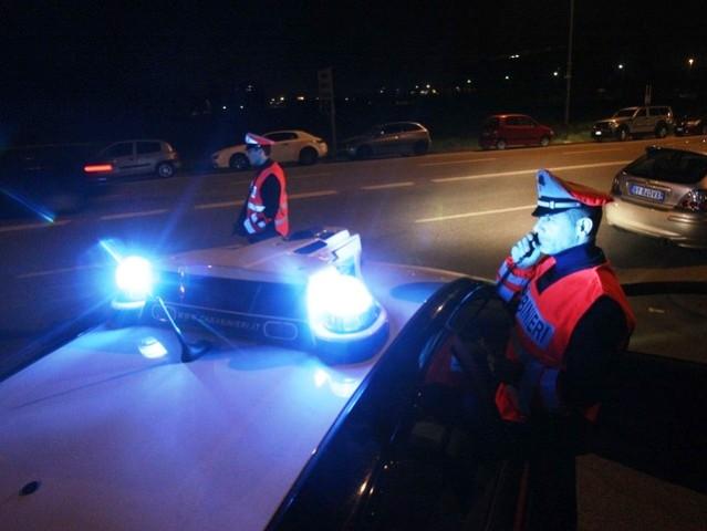 Guida dopo aver assunto stupefacenti: arrestato