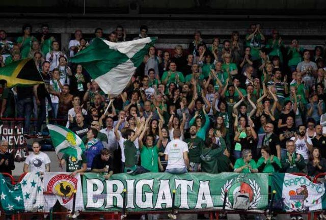 Prime scintille fra Polisportiva e Mens Sana