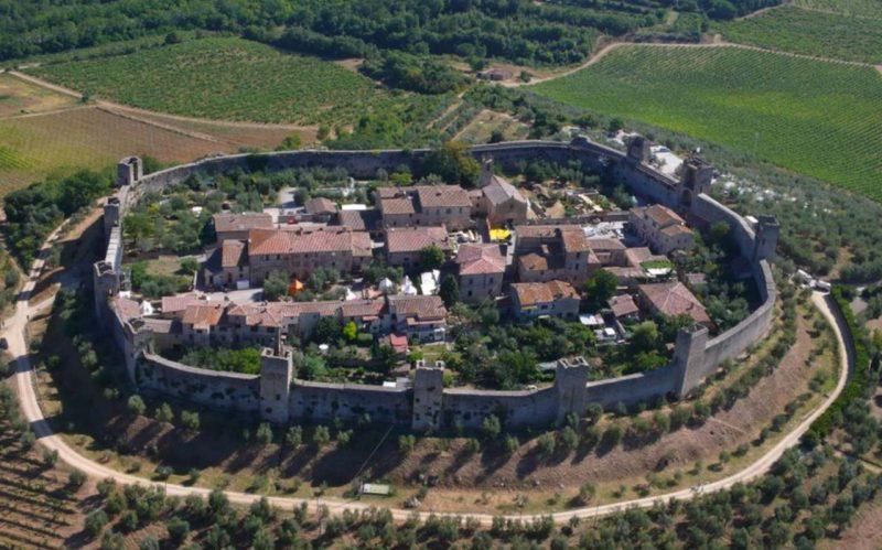 Monteriggioni, videosorveglianza potenziata con risorse regionali