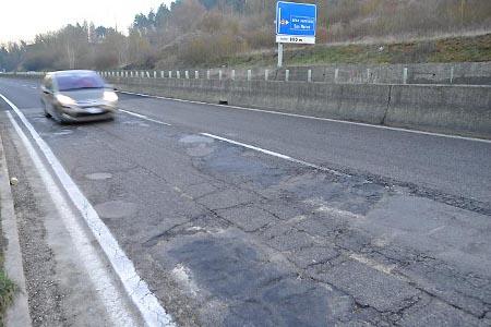 """Ponti """"malati"""", preoccupa il viadotto delle Terme sull'Autopalio"""
