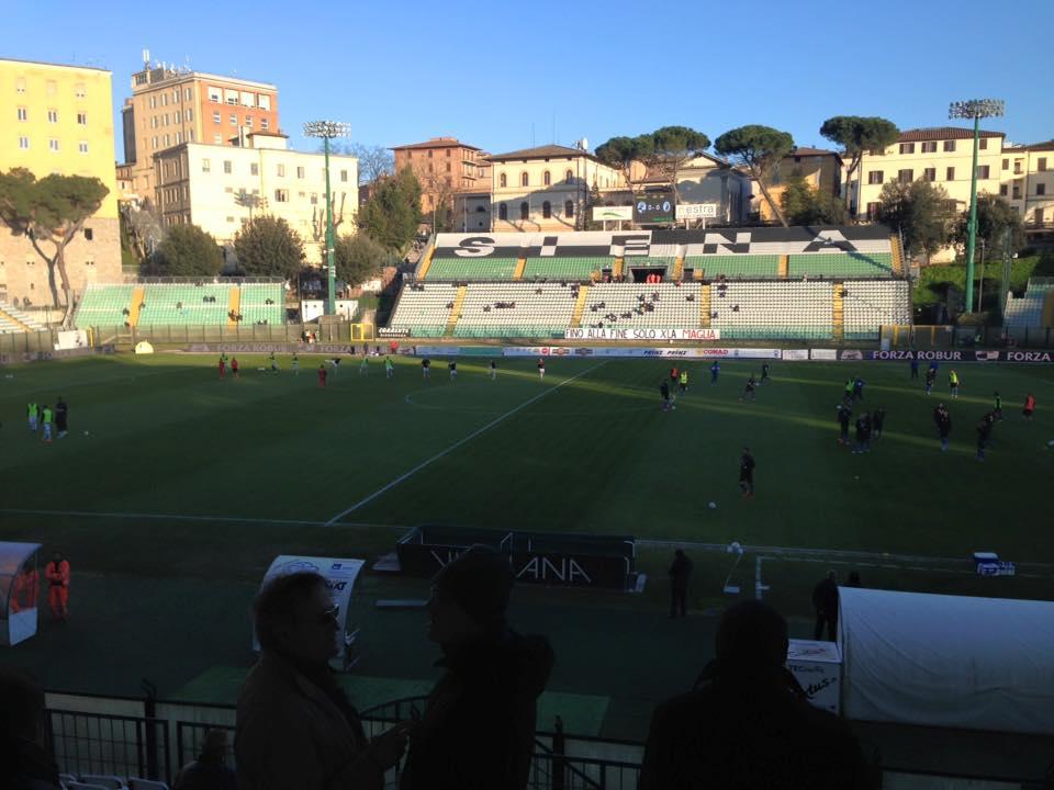 Robur Siena-Pisa 0-0