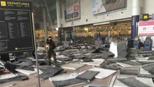 """Stanno bene i senesi a Bruxelles: """"Paura e impotenza"""""""