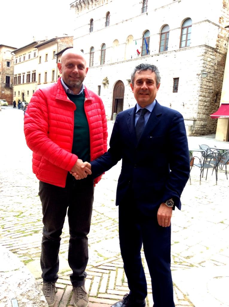 Mps, rinnovato l'accordo con il Consorzio del Vino Nobile di Montepulciano