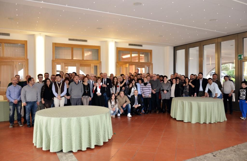 Pievasciata, la festa dei donatori nel ricordo di Piero Ruffoli