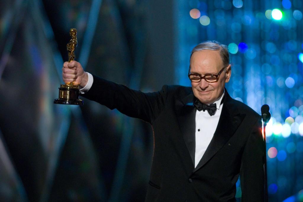 Ennio Morricone, un pezzo da Oscar all'Accademia Chigiana