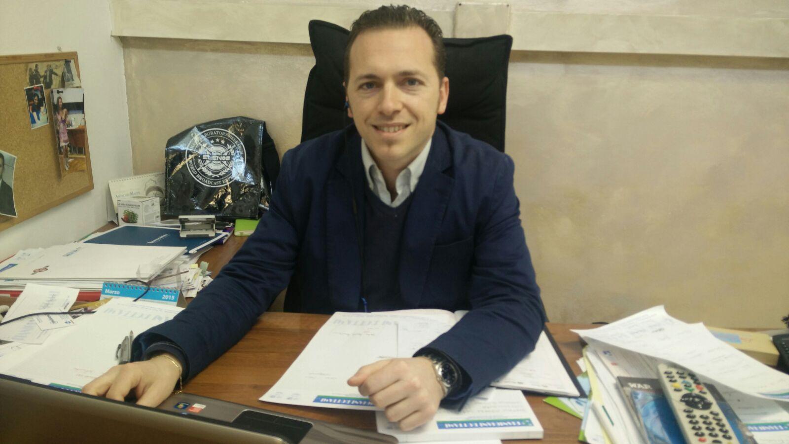 Matteo Borsi nuovo direttore responsabile di Radio Siena Tv