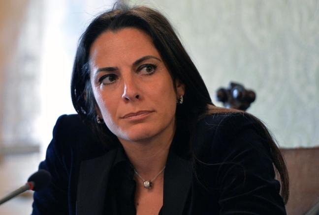 Antonella Mansi, ex presidente Fondazione Mps, confermata vicepresidente Confindustria