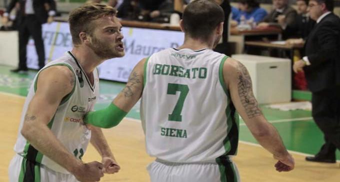 Stefano Borsato torna in biancoverde