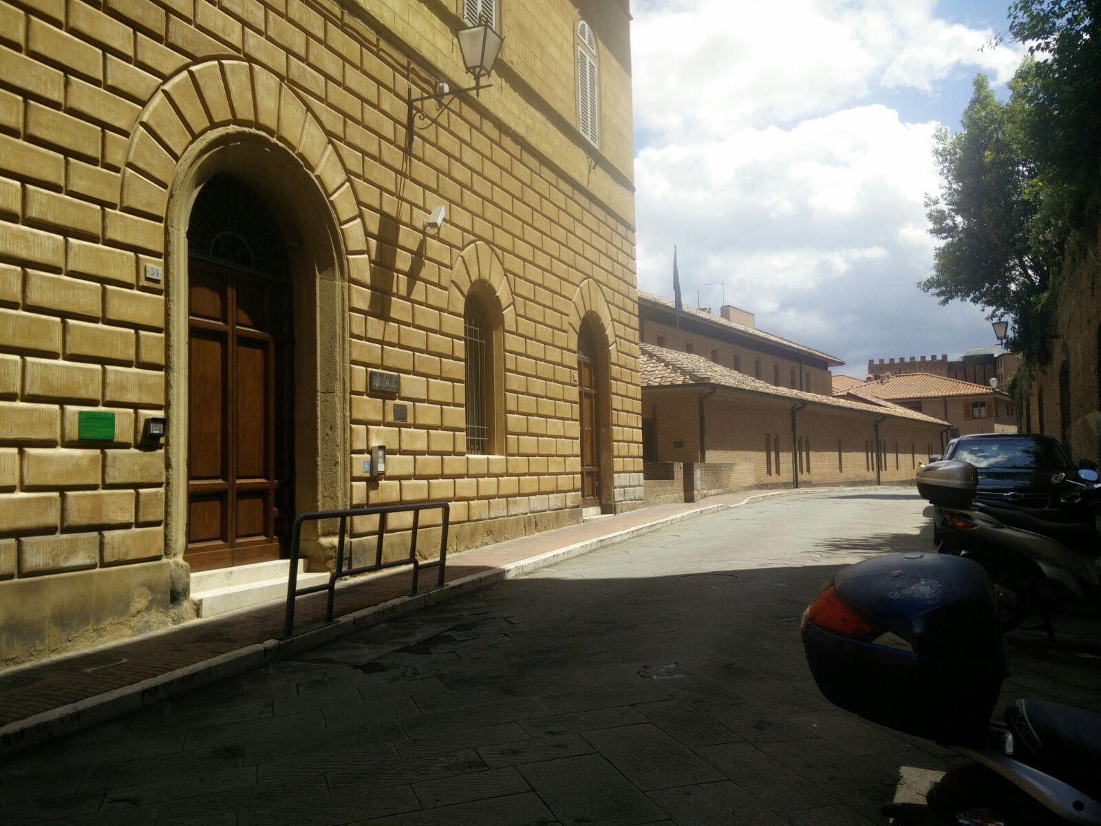 Caserma dei carabinieri, possibile trasferimento in via della Stufasecca