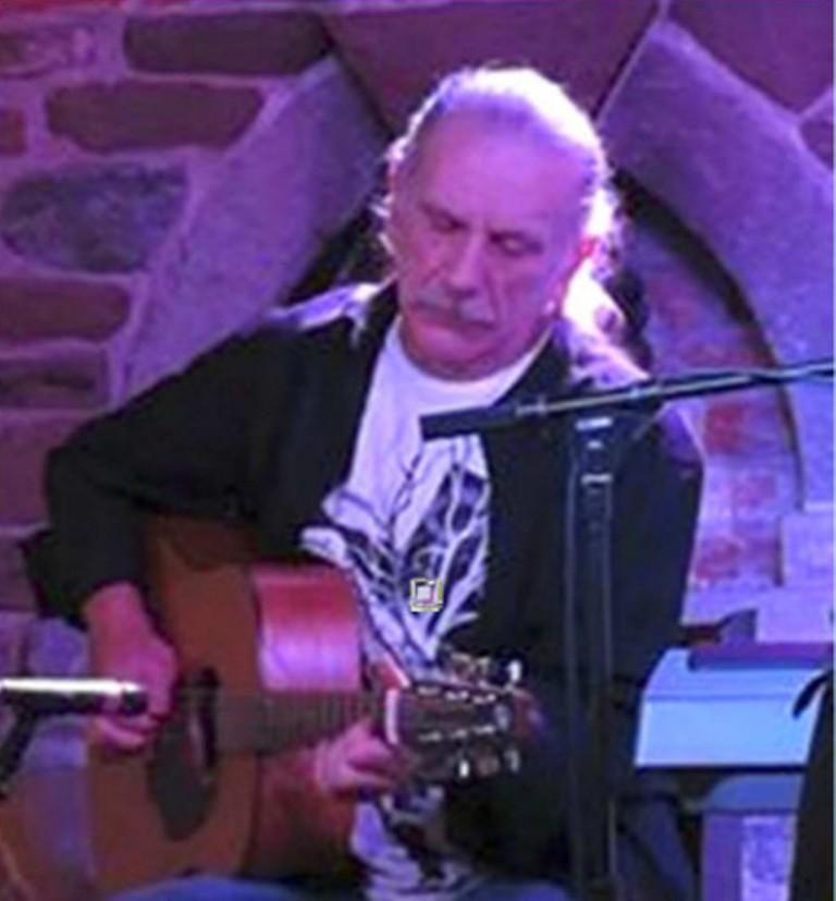 Festa all'Orto de' Pecci per il chitarrista Massimo Mercurio
