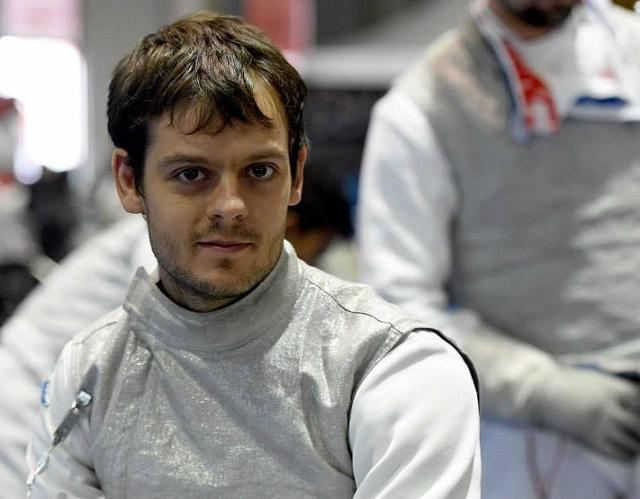 Matteo Betti conquista la qualificazione per Rio nella spada