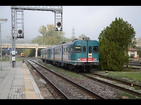 Pendolari ostaggio per ore del treno bloccato sulla Siena-Chiusi