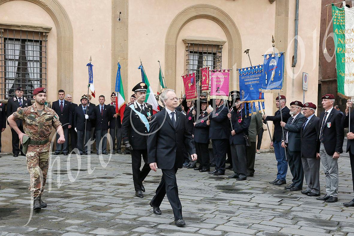 Festa della Repubblica a Siena – LE FOTO