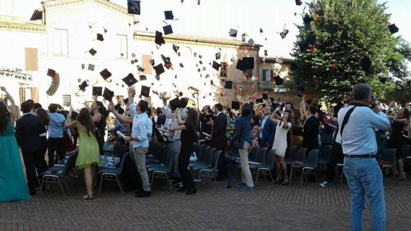 Il Graduation day in diretta su Siena Tv