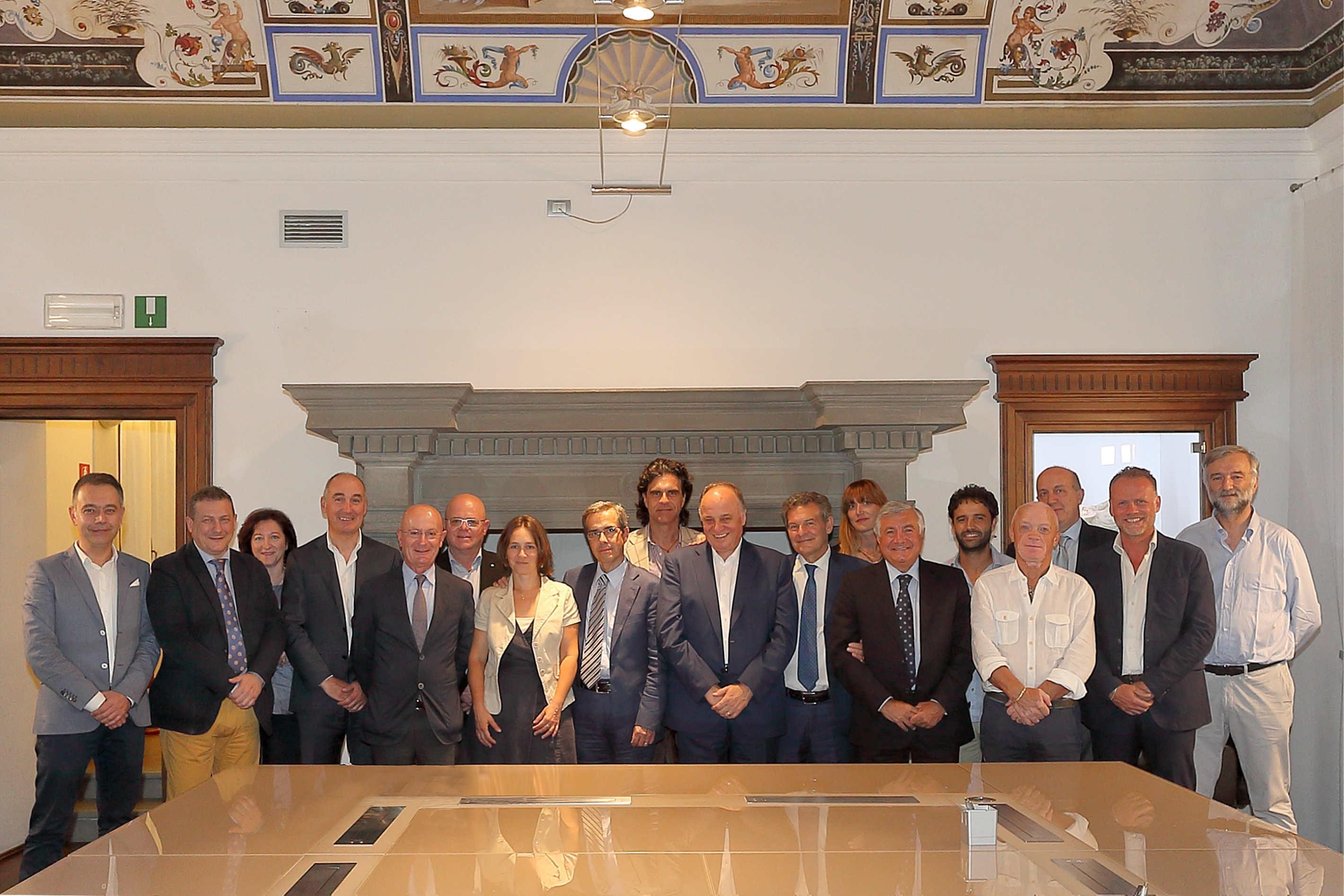 Il nuovo cda di Banca Valdichiana – Credito Cooperativo di Chiusi e Montepulciano