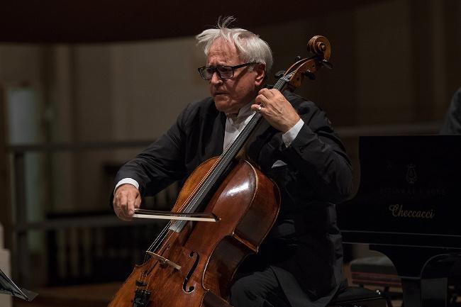 Il Chigiana International Festival festeggia i 70 anni del grande violoncellista David Geringas