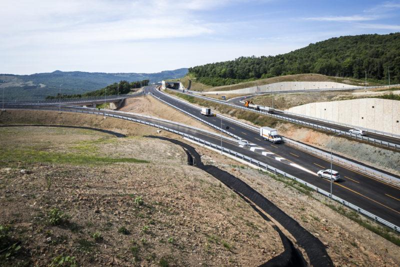 Due Mari, Cipe approva il progetto definitivo del tratto Grosseto-Siena
