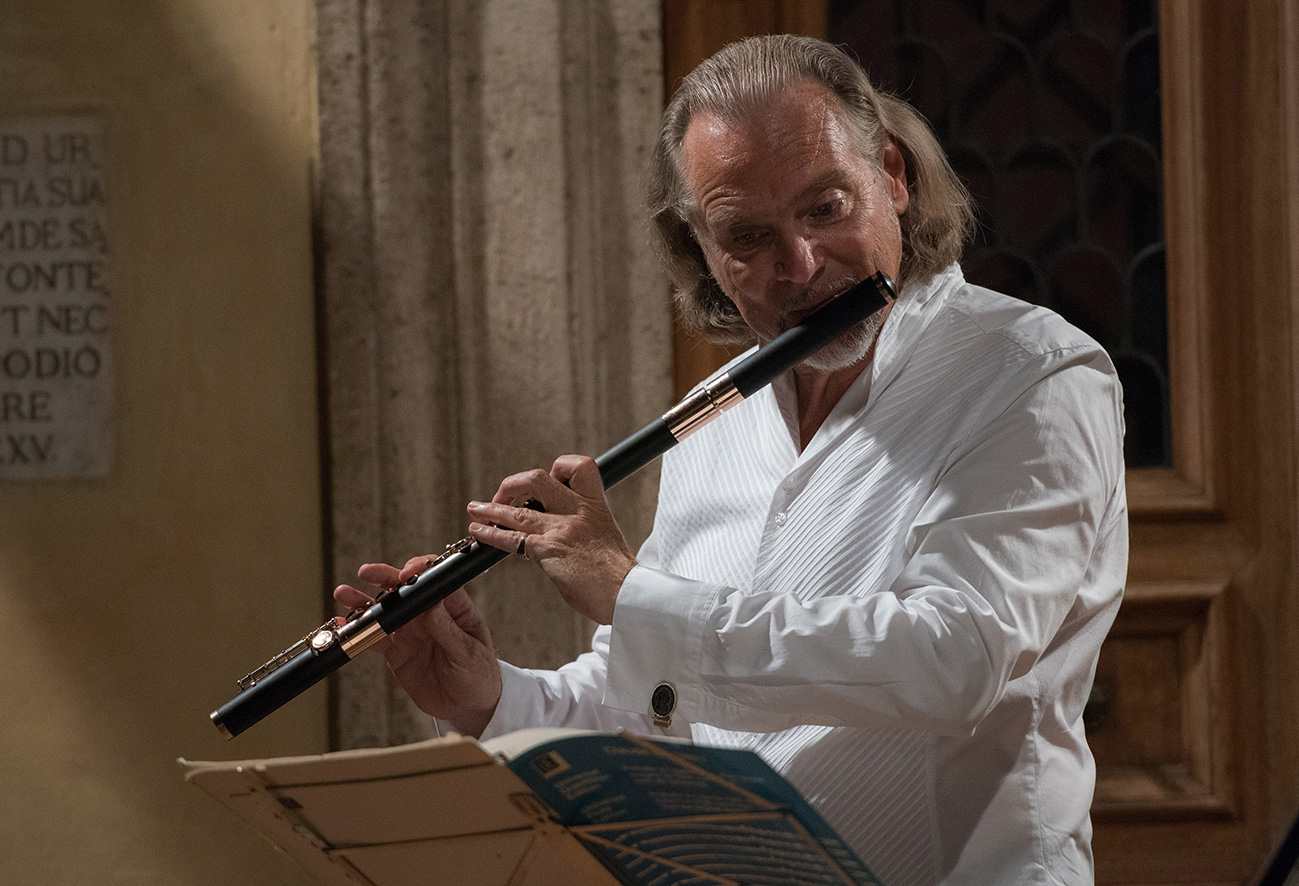 Sound and Action Painting  al Chigiana International Festival