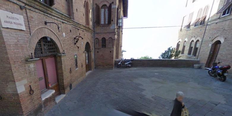 Ladro acrobata ruba nella casa della custode della Torre