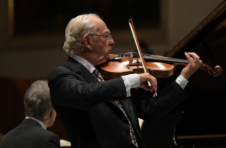 Con il concerto degli allievi di viola di Bruno Giuranna si conclude il Chigiana International Festival & Summer Academy 2016