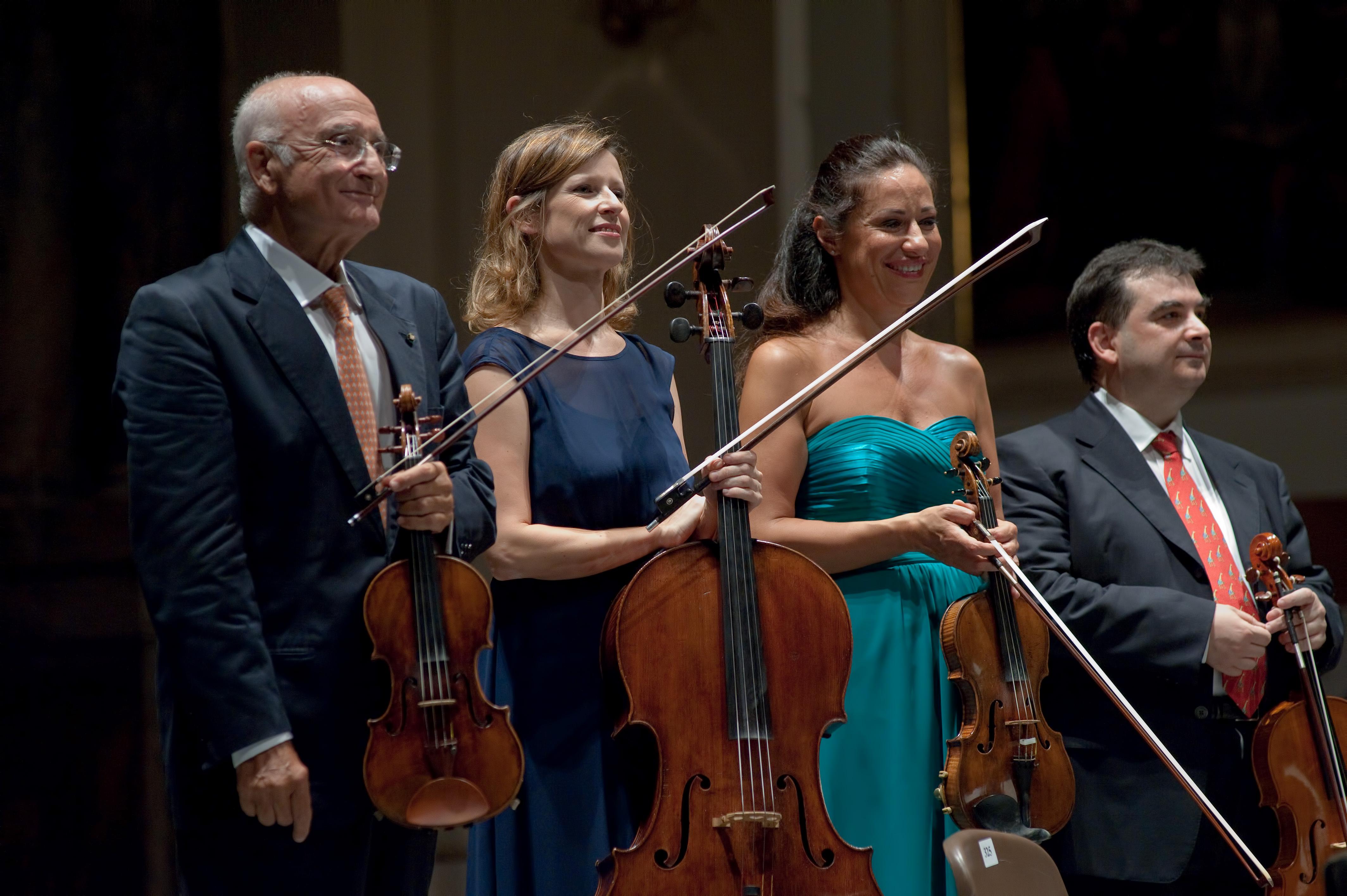 Chigiana International Festival, Pienza accoglie il Quartetto Accardo
