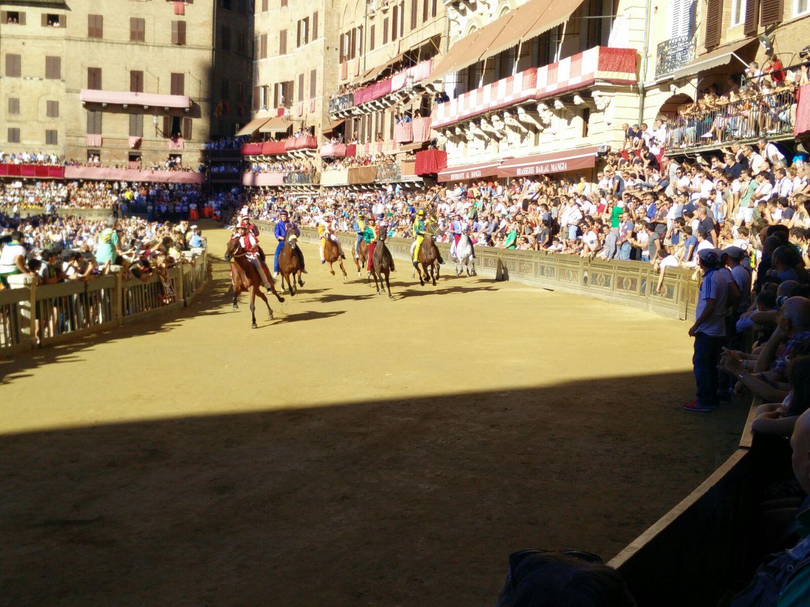 Il Leocorno con Remistirio e Brigante vince la seconda prova
