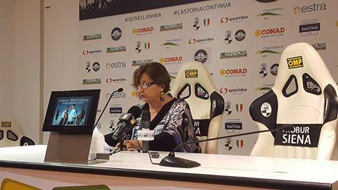 """La presidente della Robur Anna Durio: """"Momento difficile, serve compattezza"""""""