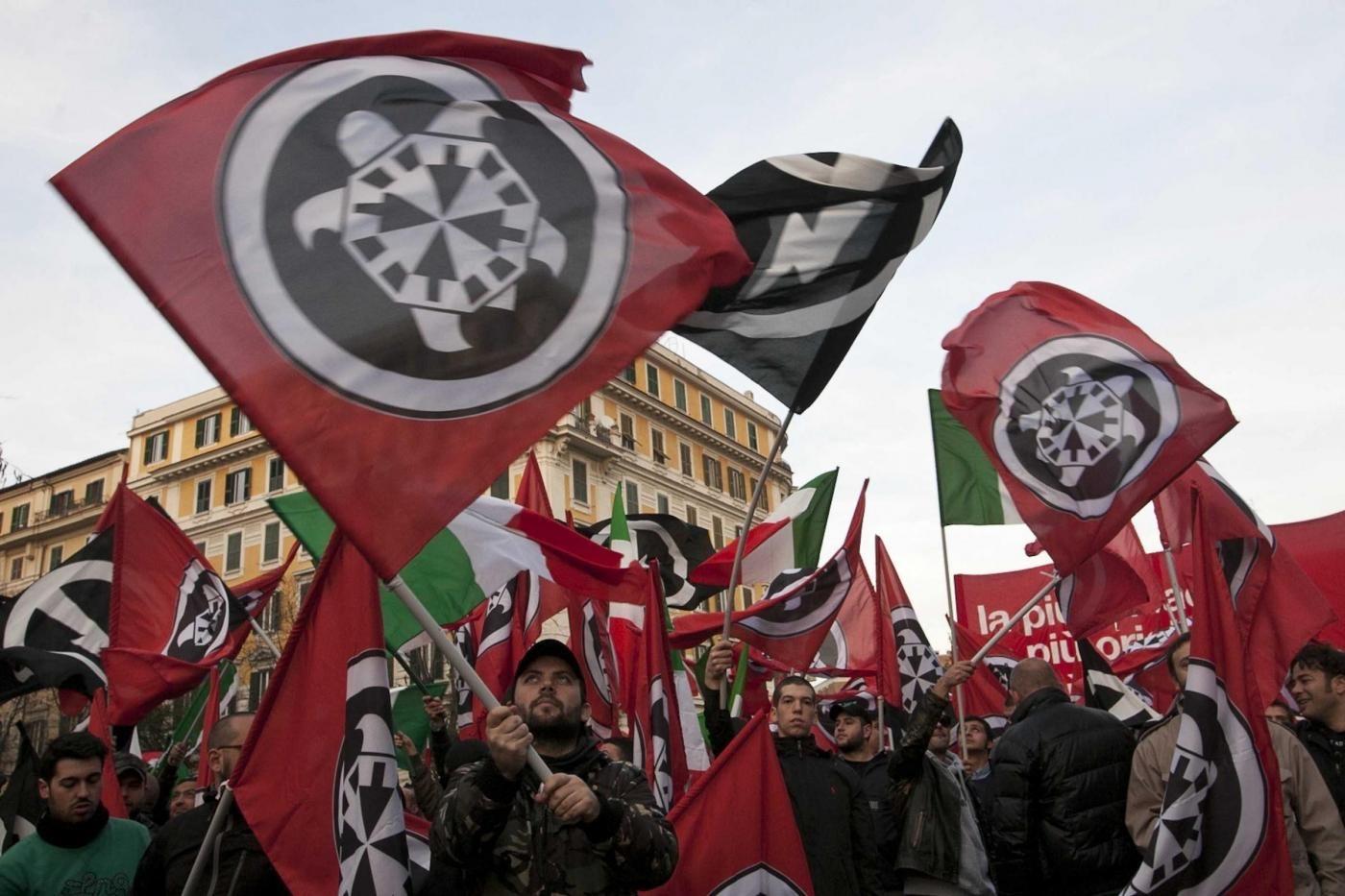 Bezzini e Scaramelli contro il congresso di Casa Pound a Chianciano