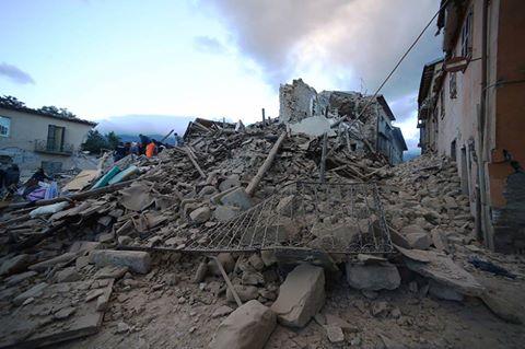 """Terremoto, Valboni (Misericordia): """"Evitate operazioni estemporanee, è ancora emergenza"""""""