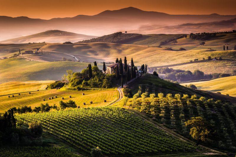La Regione Toscana sostiene il Chianti Classico nel percorso di candidatura del Paesaggio a Patrimonio dell'Umanità