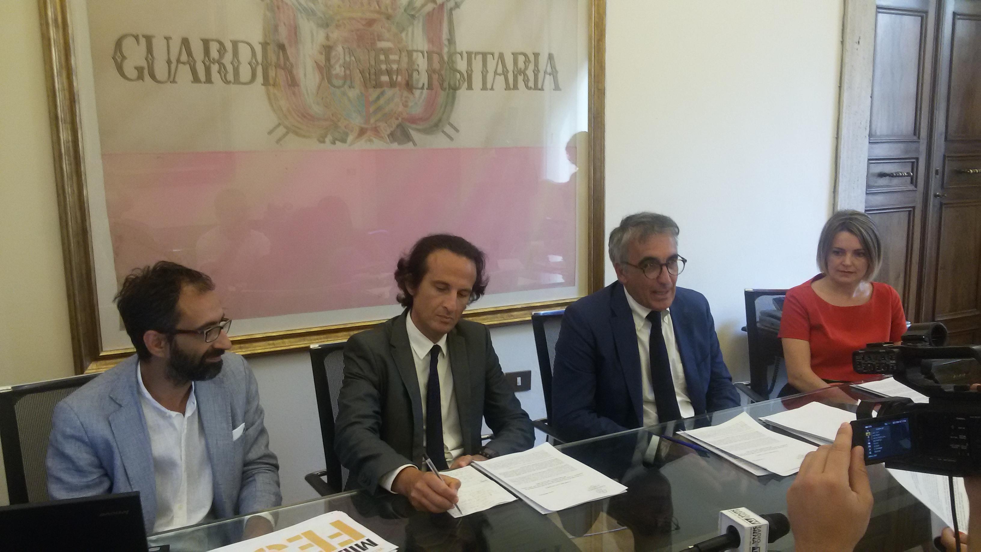 L'Università di Siena presenta i grandi eventi internazionali di settembre
