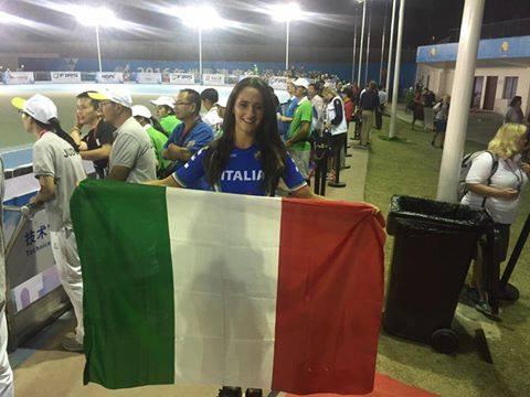 Pattinaggio corsa: Giulia Bonechi è campionessa del mondo, oro a Nanjing