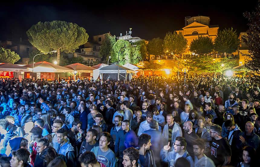 Live Rock Festival ad Acquaviva: dal 7 all'11 settembre quindici concerti fra le colline senesi