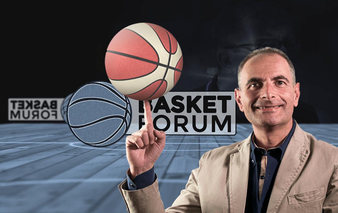 Basket Forum, questa sera puntata speciale