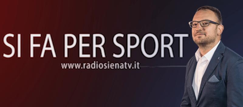 """Alle 19.30 """"Si fa per Sport"""", puntata dedicata al Cus Scherma"""