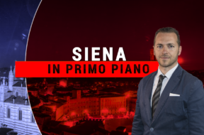 Siena in primo piano