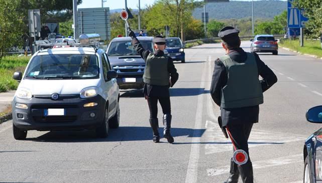 Carabinieri, un anno di lavoro in cifre