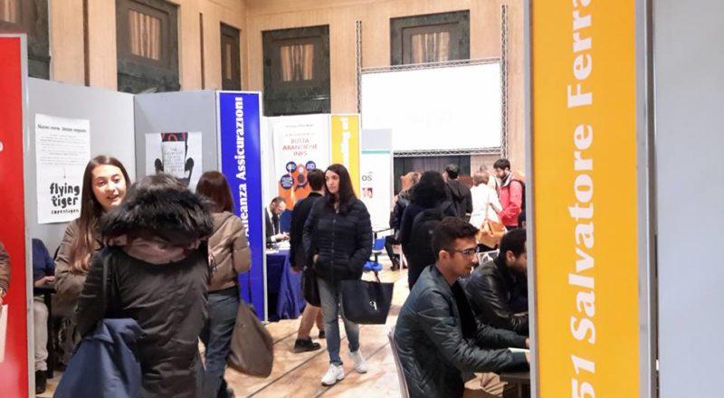 62 aziende per il Career Day 2019, i giovani incontrano il mondo del lavoro all'Università di Siena