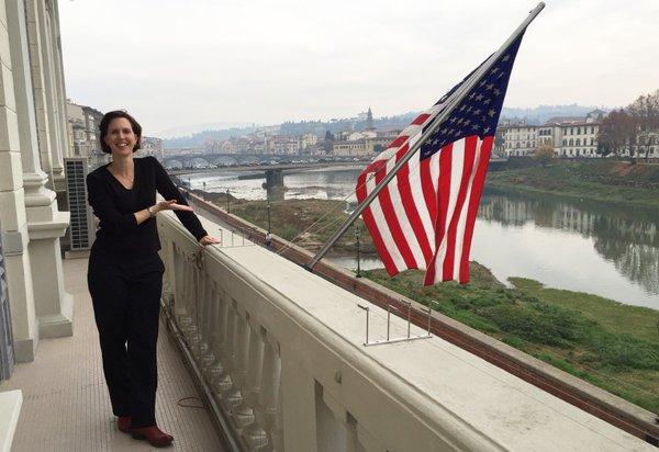 La Console generale degli Stati Uniti d'America ospite dell'Università di Siena