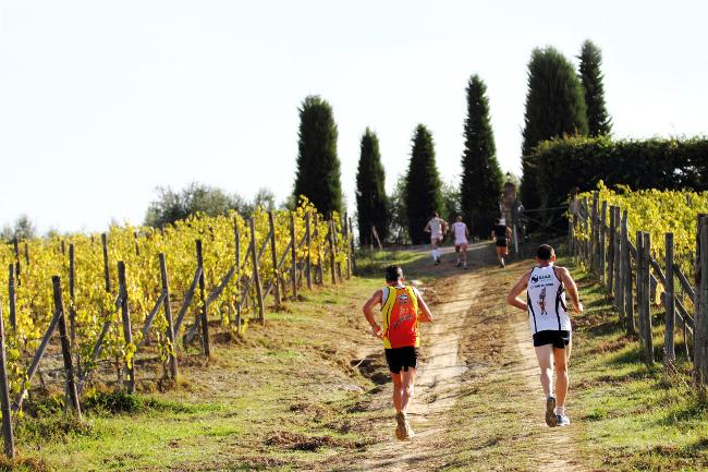 Ecomaratona Chianti Classico: la scoperta del territorio correndo o camminando