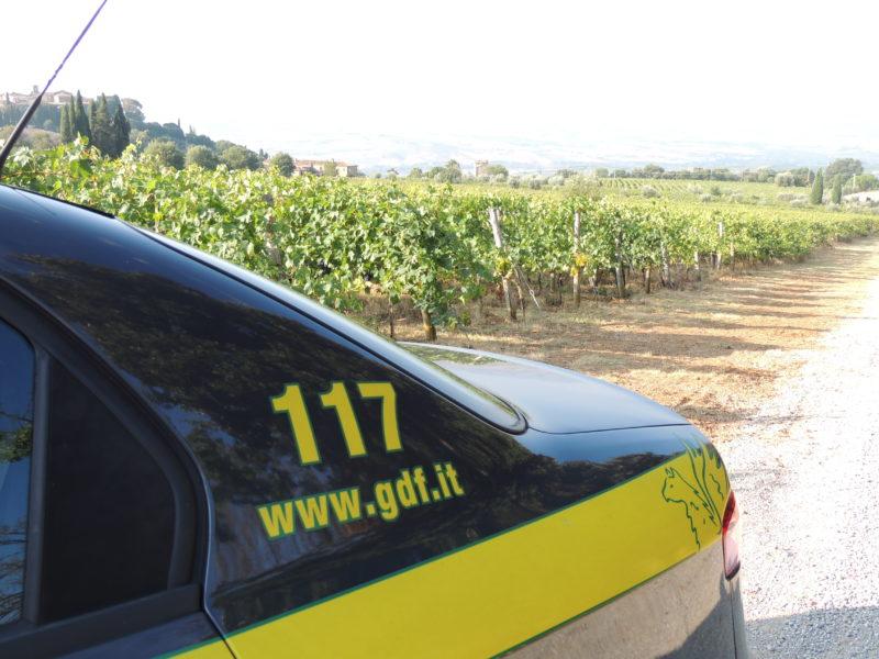 Frode da 1 milione di euro scoperta dalla finanza a Montalcino
