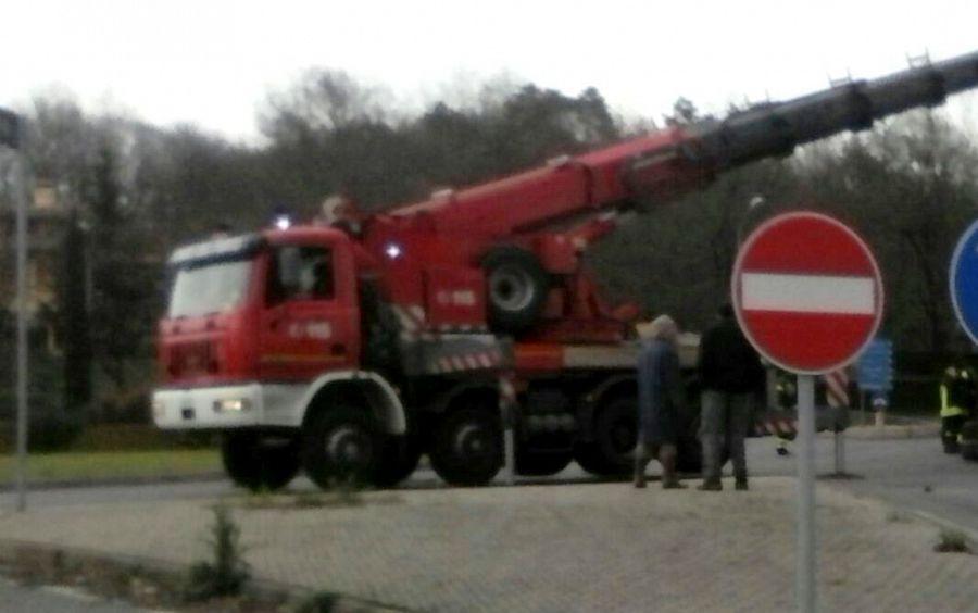 Allerta vento: decine di alberi caduti in provincia di Siena