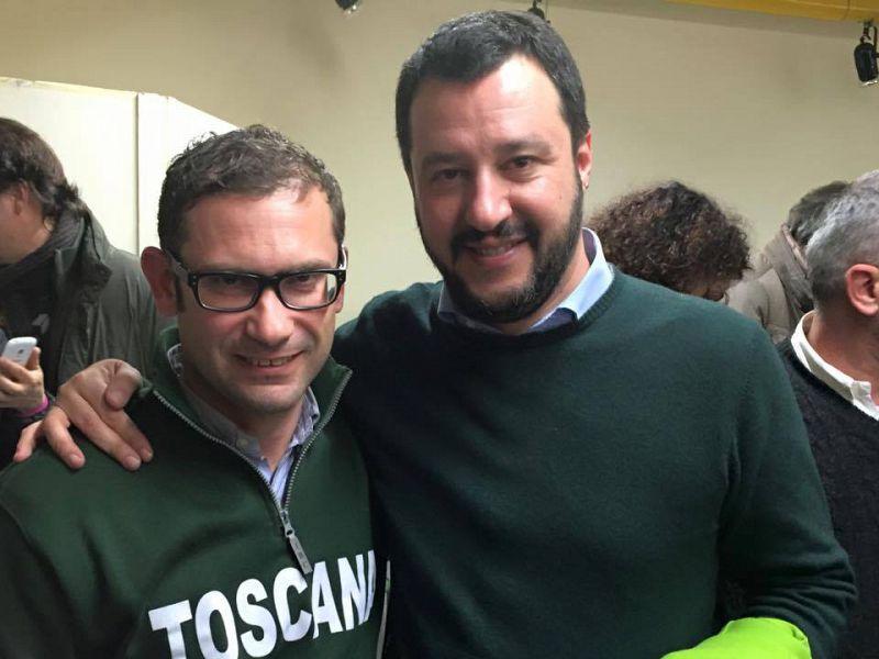"""Lega Nord, Vescovi: """"Giusti militante attivo"""""""