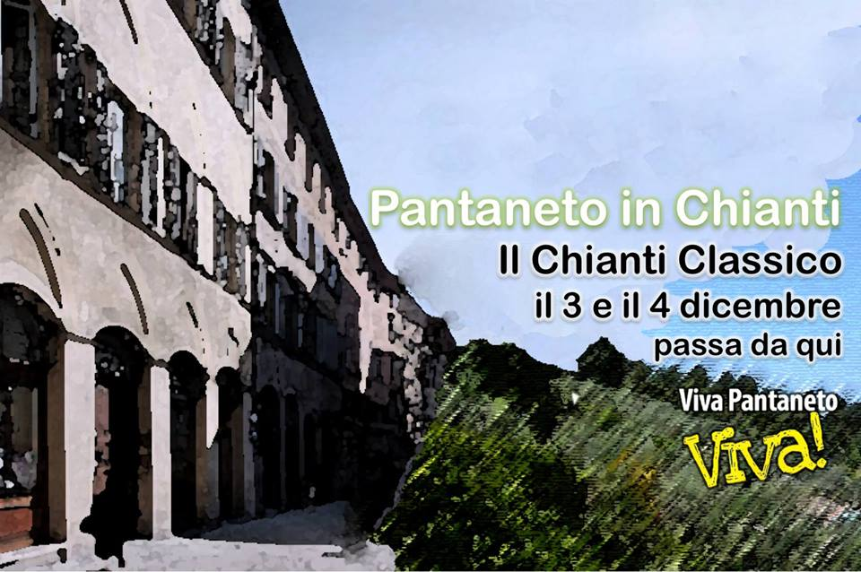 """""""Pantaneto in Chianti"""": il buon cibo incontra il Chianti Classico in Via Pantaneto"""