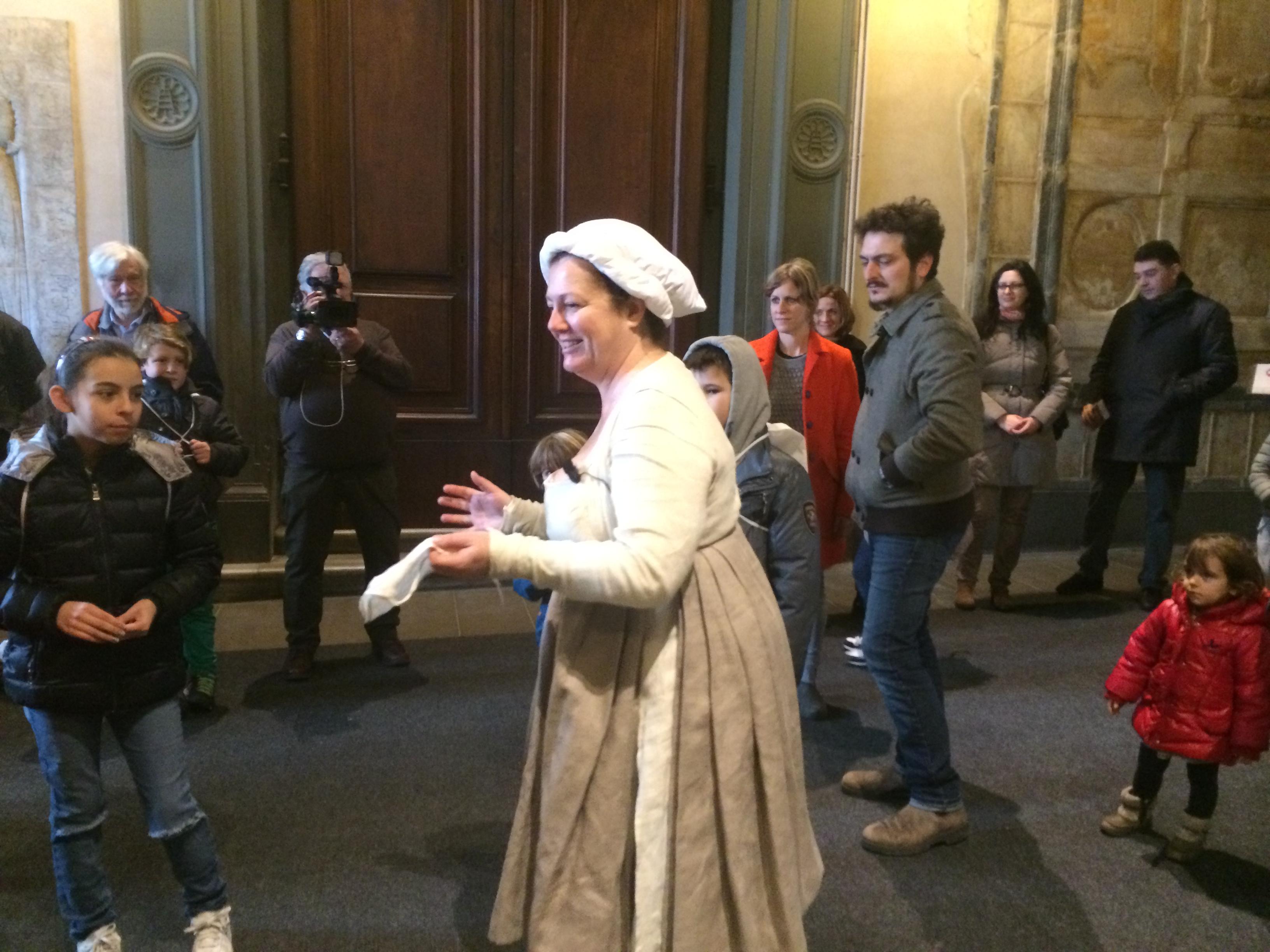 """Siena for kids"": vigilia di Natale a spasso lungo la Via Francigena"