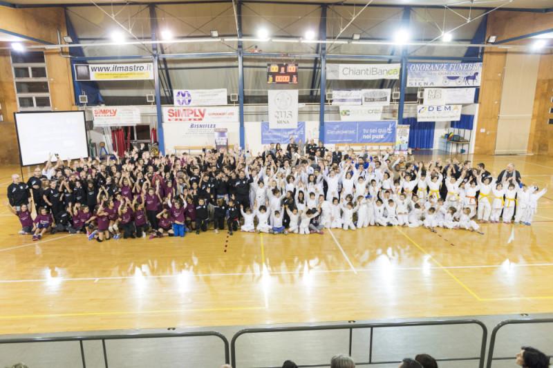 Il Cus Siena presenta tutte le sue squadre – LE FOTO