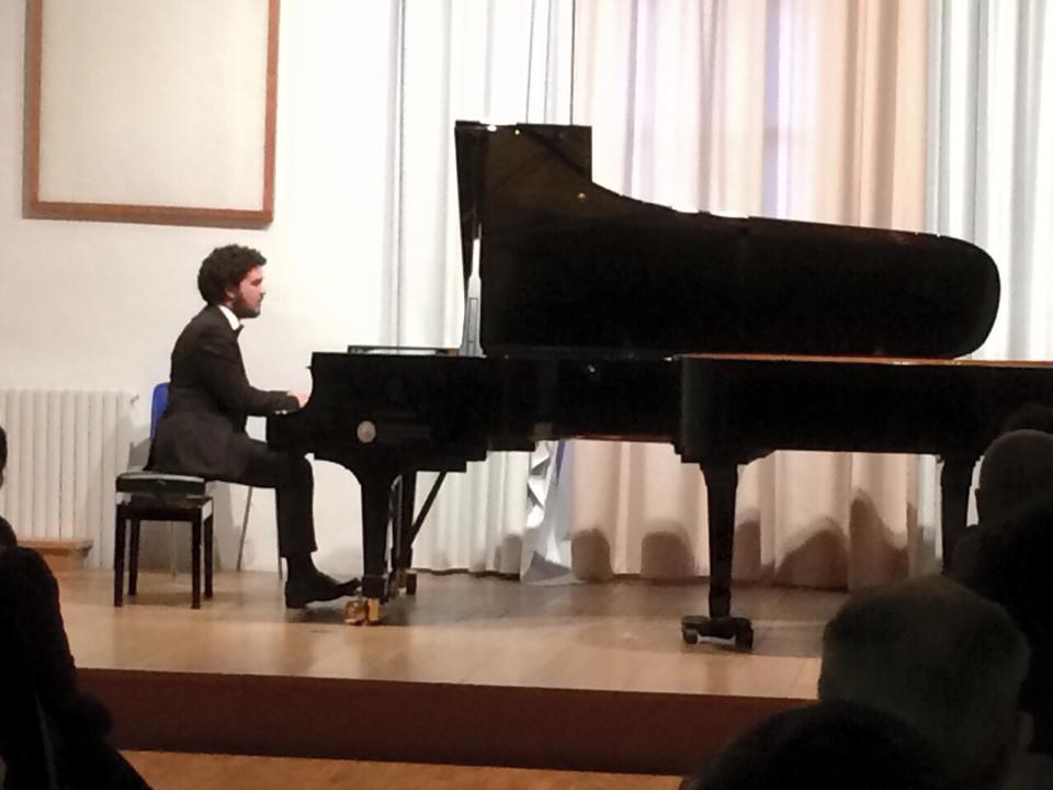 Franci Festival: venerdì 9 dicembre concerto dedicato a Chopin e Brahms