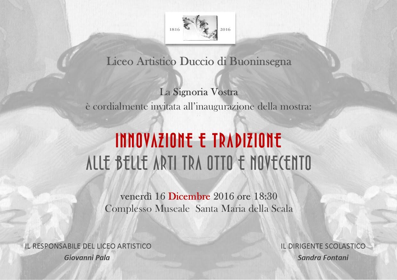"""Tutto pronto per la mostra """"Innovazione e tradizione. Alle Belle Arti tra Otto e Novecento"""""""